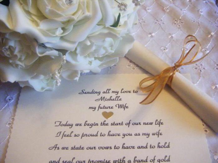 пожелания молодоженам на свадьбу своими словами