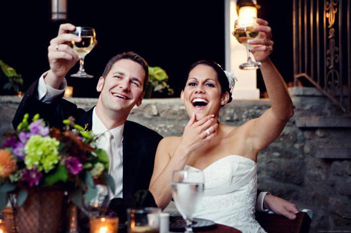 речь молодоженов на свадьбе