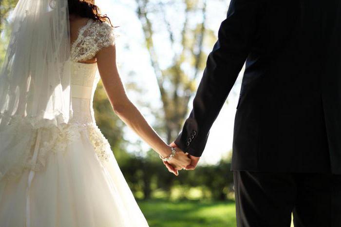 Недлинные пожелания на женитьбу своими словами. Новобрачным…