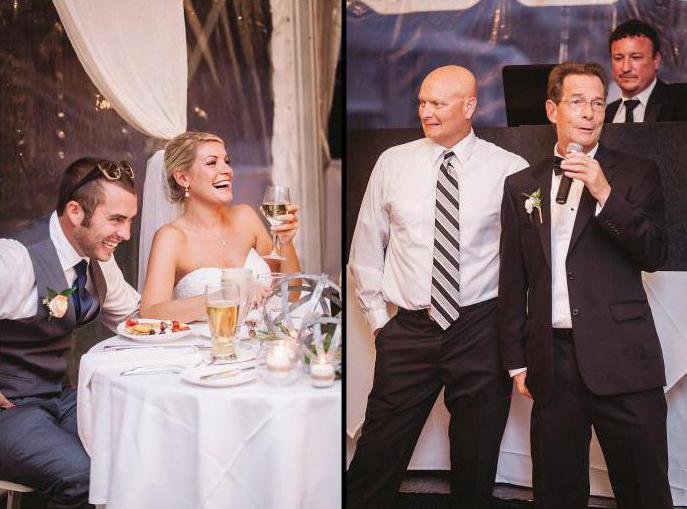 свадебные тосты и поздравления от родителей жениха