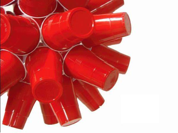 поделки из одноразовых стаканчиков