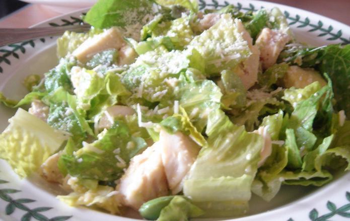 Салат клеопатра с семгой рецепт