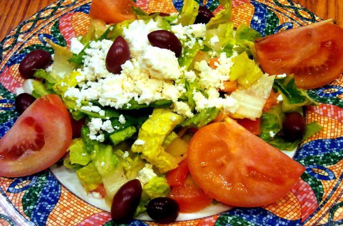 салат клеопатра рецепт с фото