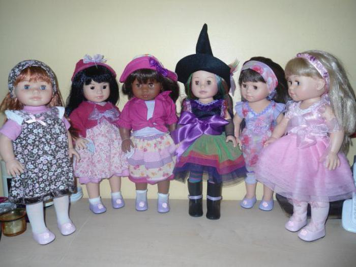 Кукла Паола Рейна 32 см