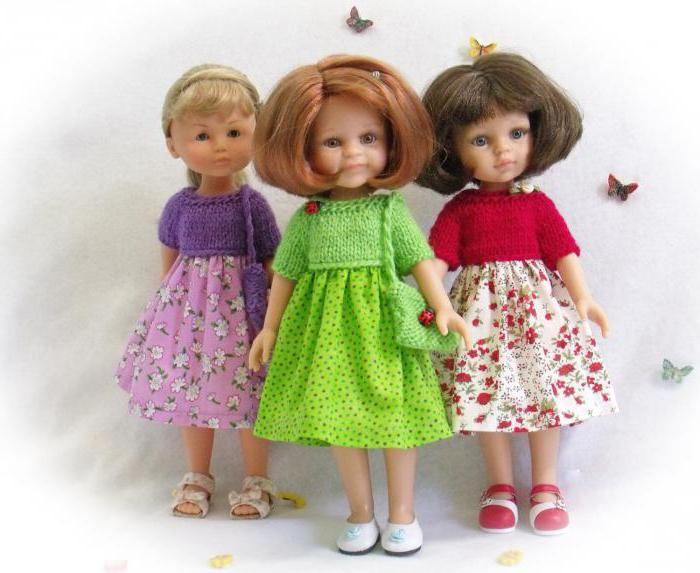 Куклы Паола Рейна: Карла