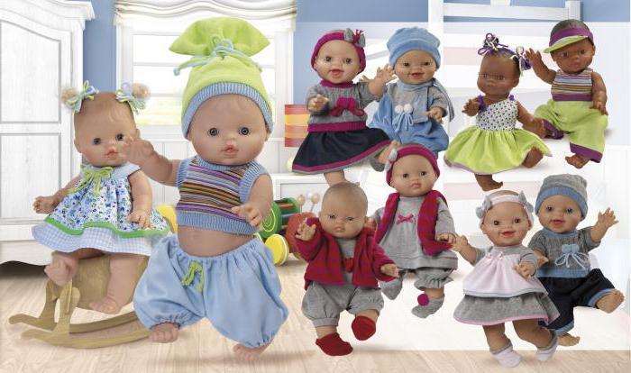 Куклы от Паолы Рейны