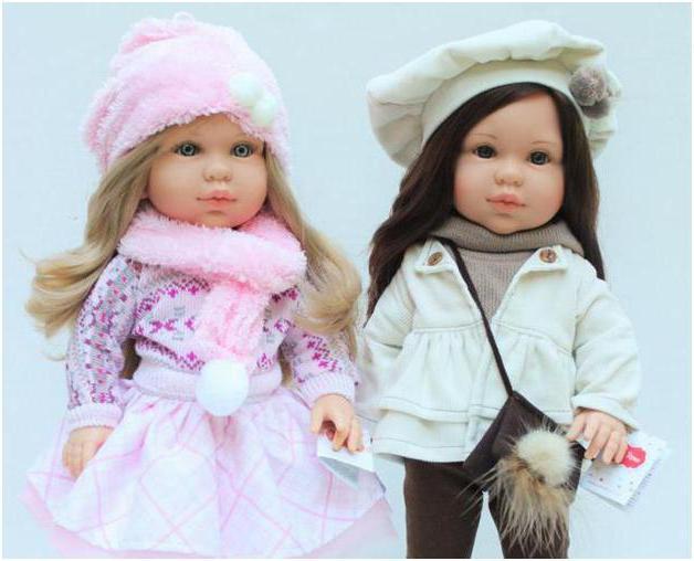 Куклы Паола Рейна: фото