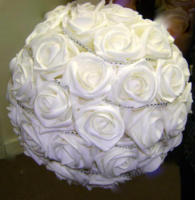 оформление свадьбы шарами, тканями