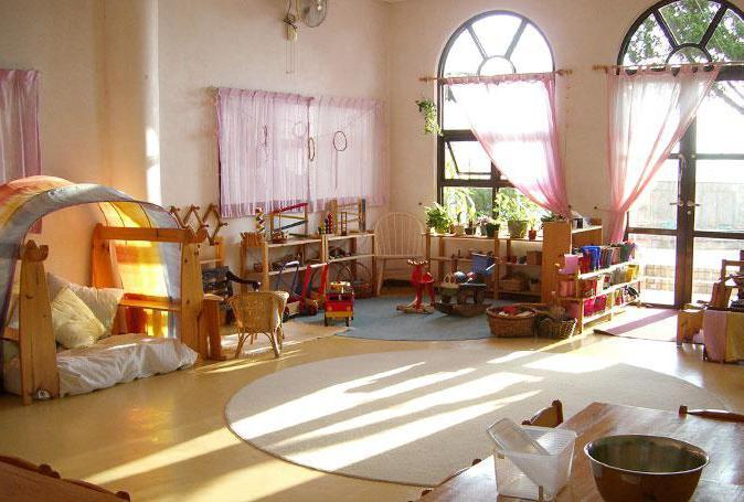 уголок уединения в детском саду своими руками