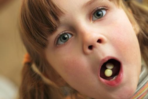 Детские витамины с 3 лет
