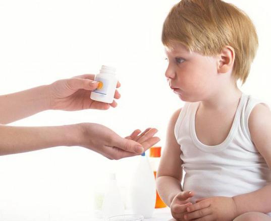 Витамин а для детей 3 лет