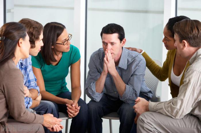 Виды отношений в малой группе