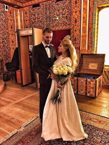 елизавета кутузова вышла замуж