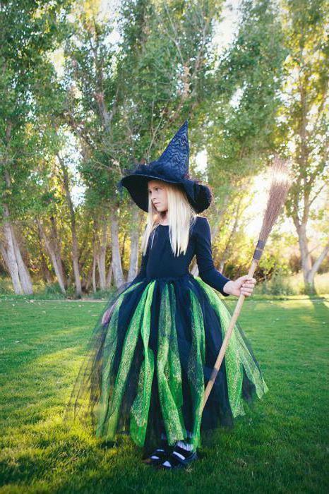 выкройка костюма ведьмы