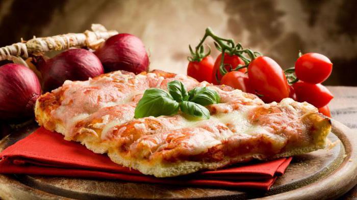 пицца рецепт с фаршем и сыром