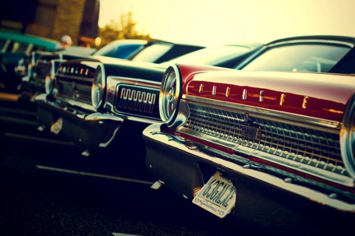 музей ретро автомобилей фото