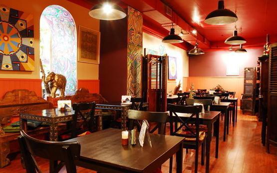 вегетарианские рестораны москва