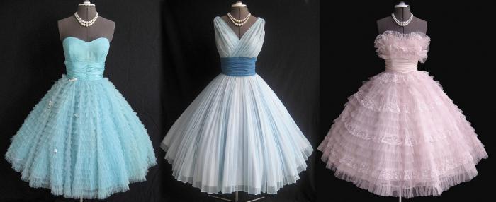 Винтажное платье где купить