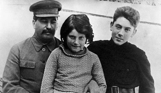 Василий Сталин  биография информация личная жизнь фото