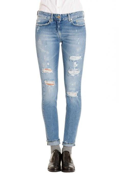 что значат подвороты на джинсах у мужчин