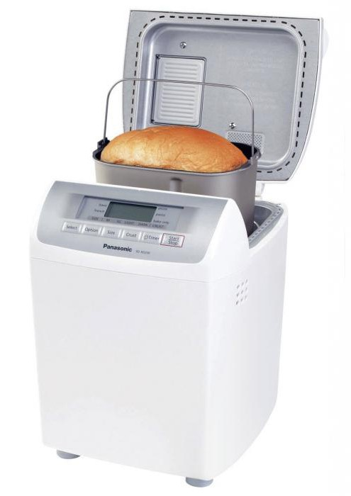 panasonic bread machine manuals
