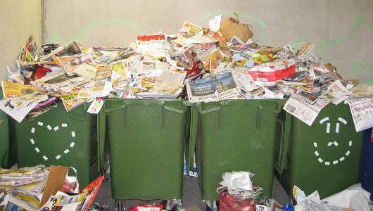 размещение отходов 5 класса опасности