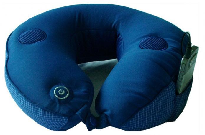 Массажная подушка от целлюлита