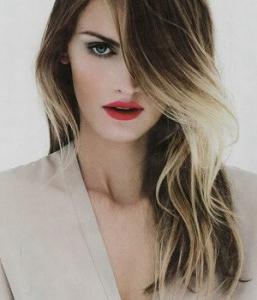 Блондирование волос: фото до и после, отзывы