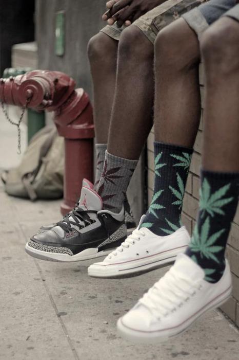 HUF — носки, которые стали принципиальным аксессуаром уличной…