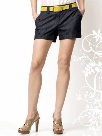 классические шорты женские фото