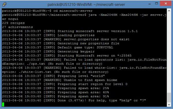 Плагин для сервера майнкрафт 1.8 на меню сервера