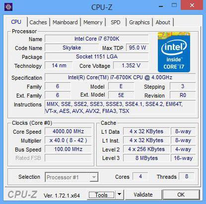 Как узнать сколько процессоров на ноутбуке
