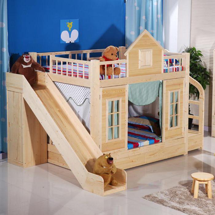 Самый простой домик для детей