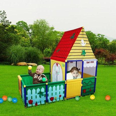 домик палатка для ребенка в квартиру