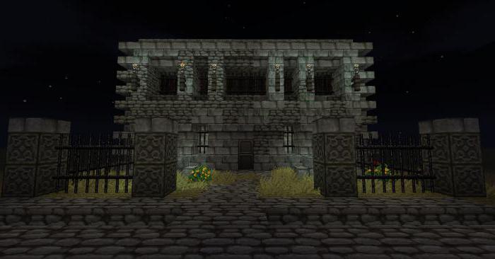 Как посадить игрока в тюрьму в майнкрафте - кладовая Minecraft