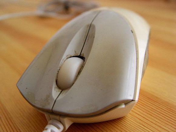 Почему дергается мышка на экране