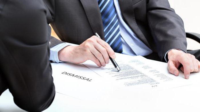 процедура увольнения главного бухгалтера по собственному желанию