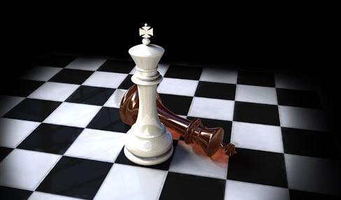 Расстановка шахматных фигур на доске и правила игры