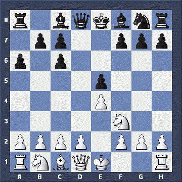 Как ходит пешка в шахматах, или Руби с плеча