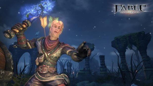 fable the lost chapters прохождение