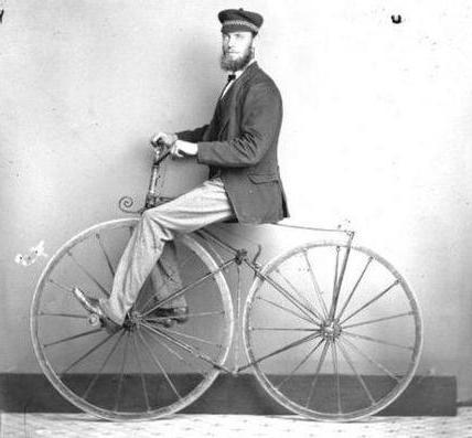 Ретро велосипеды фото