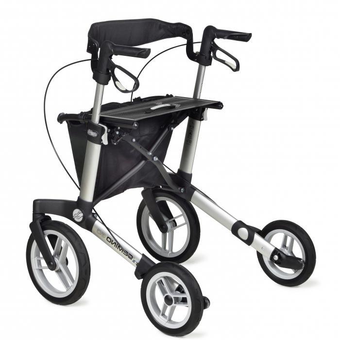 Ходунки на колесах для пожилых