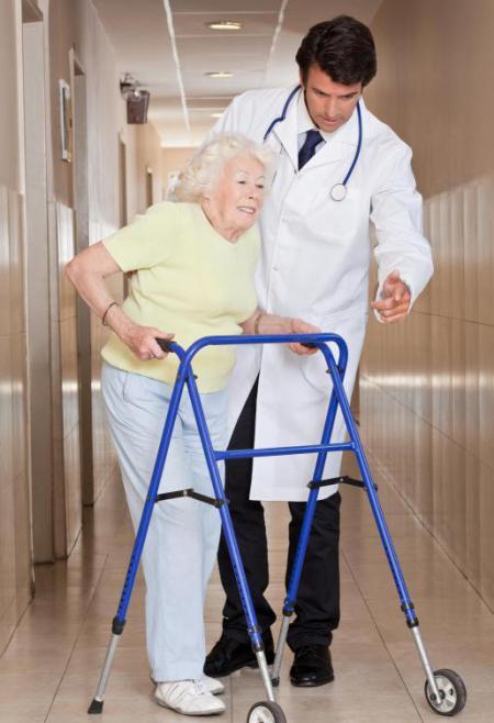 Как выбрать ходунки для пожилых