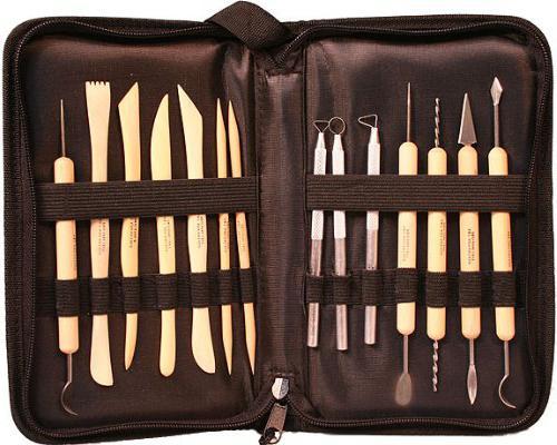 Набор инструментов для лепки