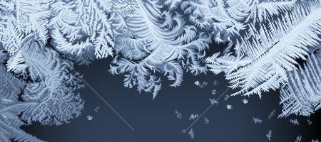 Рисунки морозные узоры