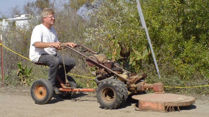 Мини тракторы самоделки из мотоблока