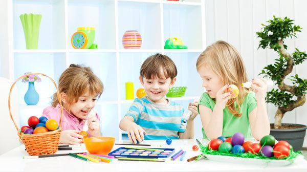 Поделки к Пасхе в детском саду старшая группа