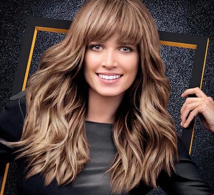 профессиональное брондирование русых и светлых волос