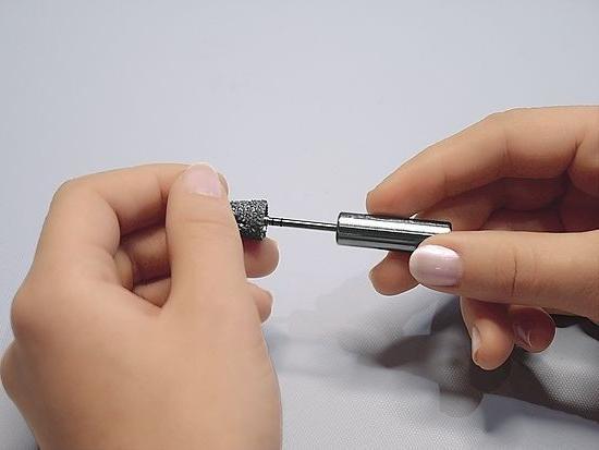 фрезерная машинка для маникюра и педикюра
