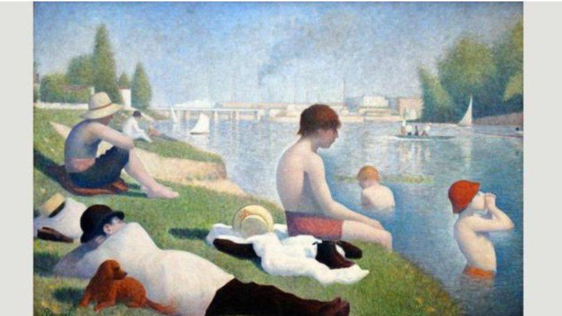 Картина Georges Seurat